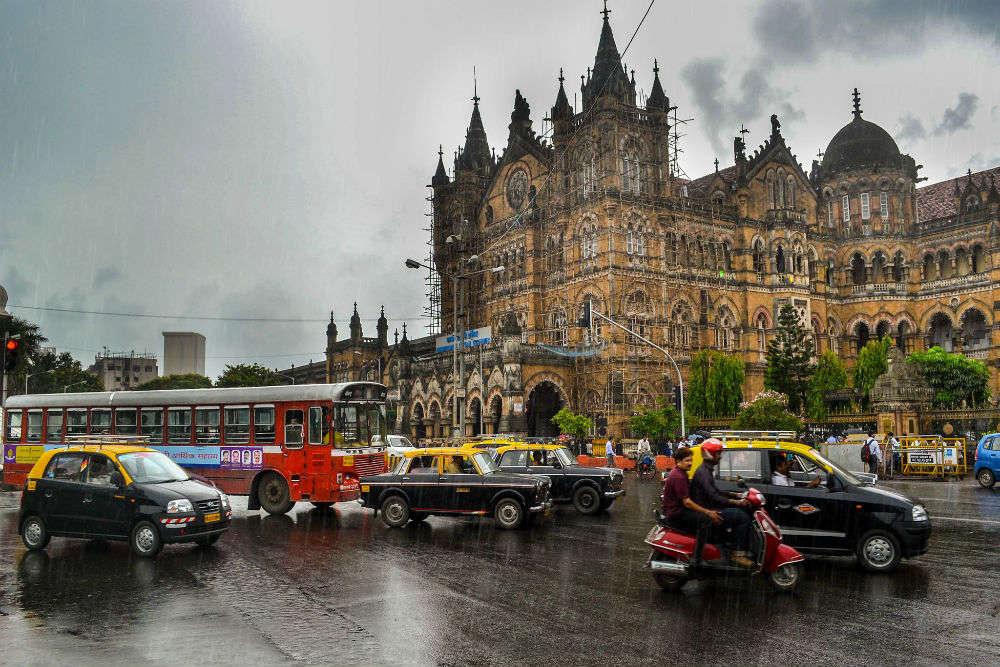 Getting around in Mumbai