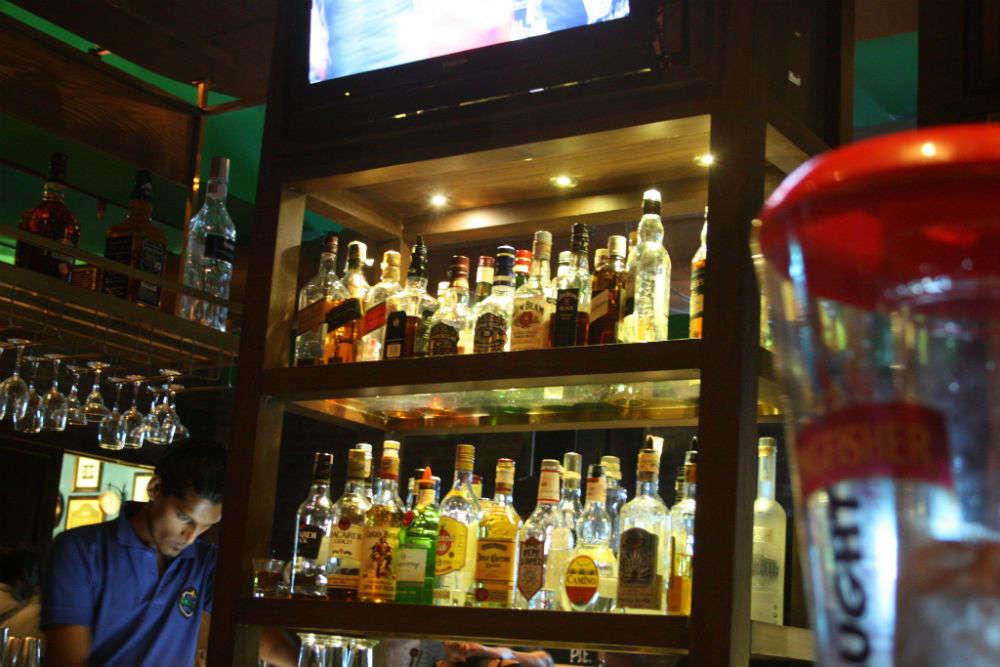 Top bars in Mumbai