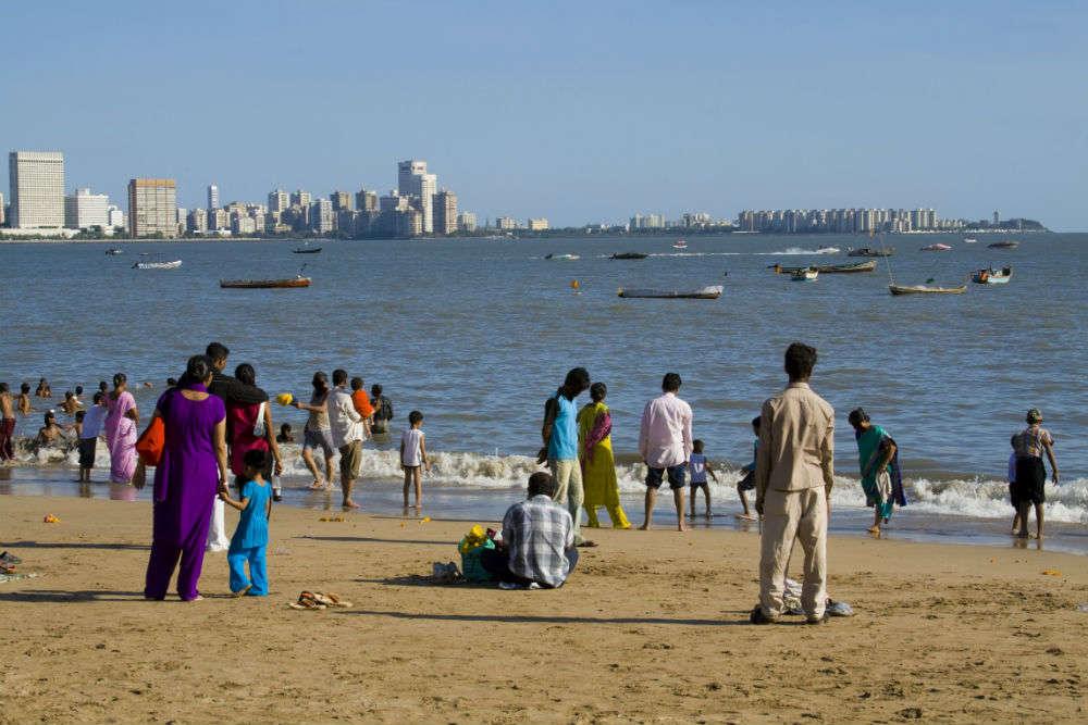 Exploring the outdoors in Mumbai