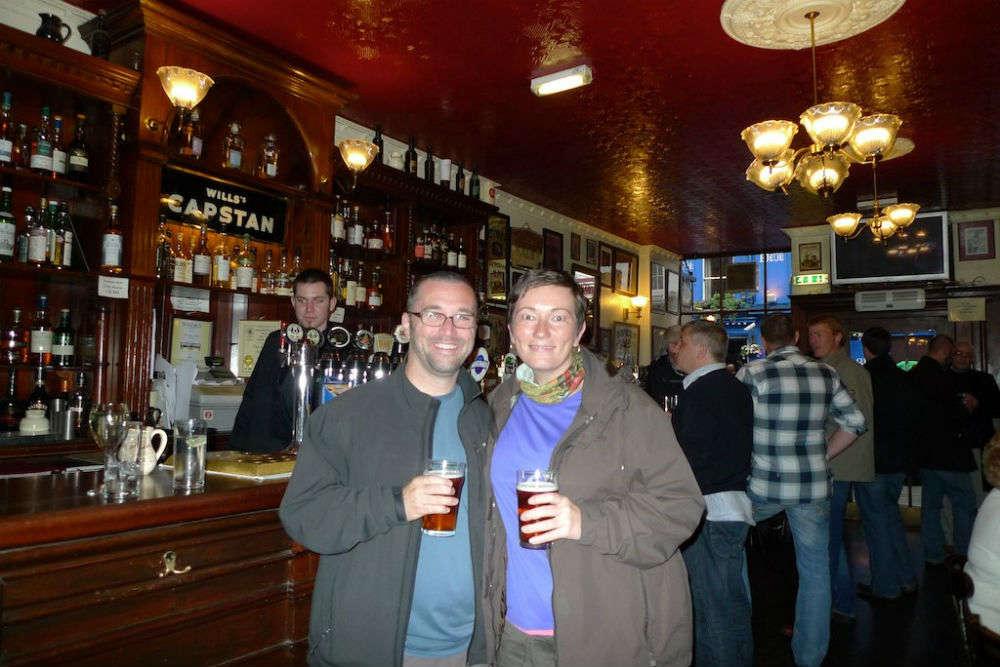 The best bars in Edinburgh