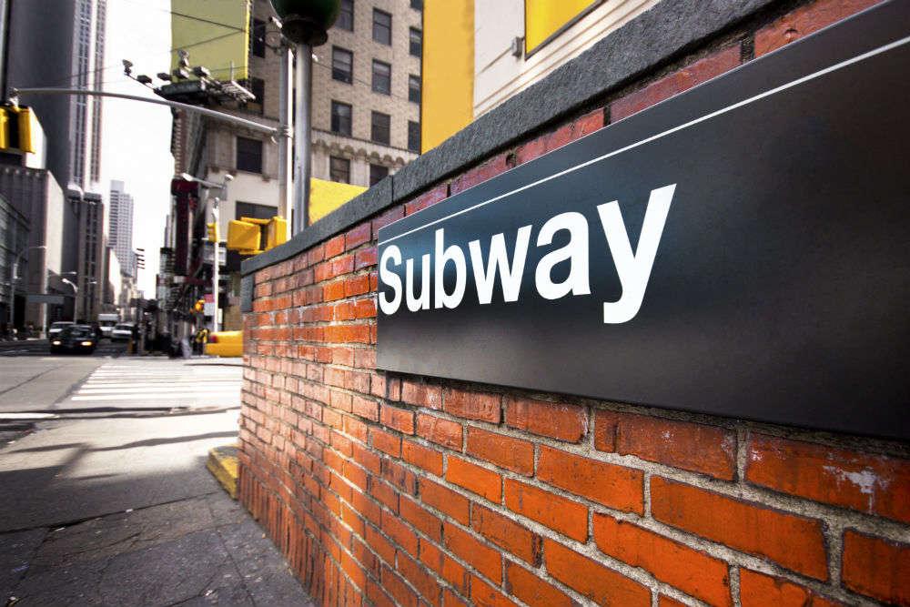 New York subway safest for women