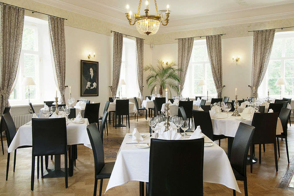 Edinburgh's best fine dining restaurants