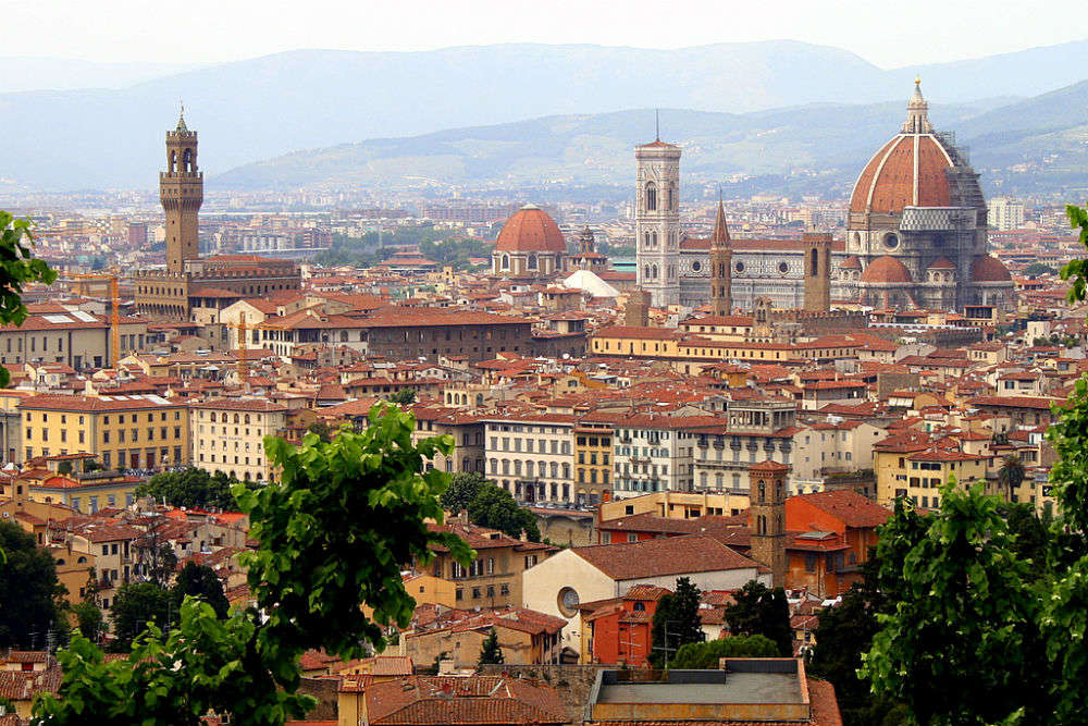 Florence at a glance