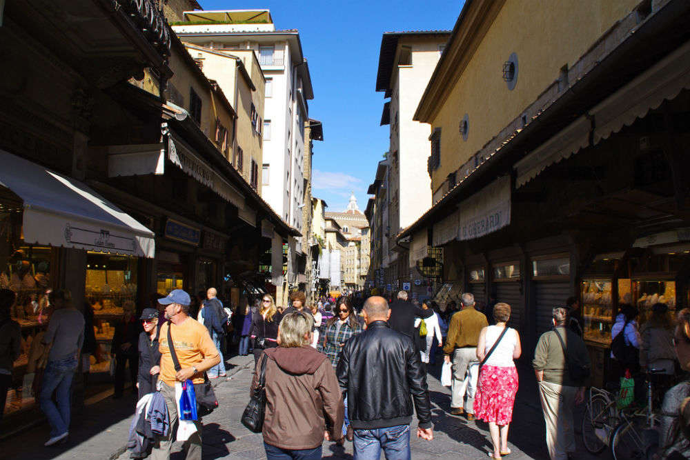 The complete guide to shopping in Florence
