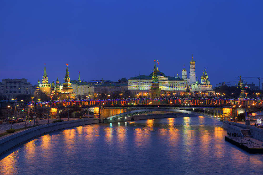 Moscow at a glance