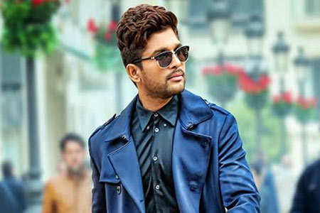 Son Of Sathyamurthy Trailer Allu Arjun Charms With His Brit Look Telugu Movie News Times Of India