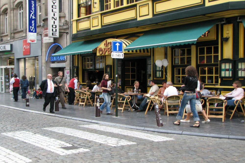 The best cafes in Brussels