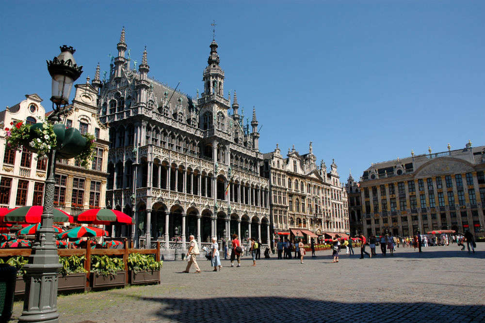 Top attractions in Brussels