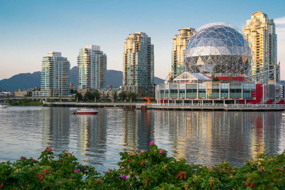 Vancouver at a glance