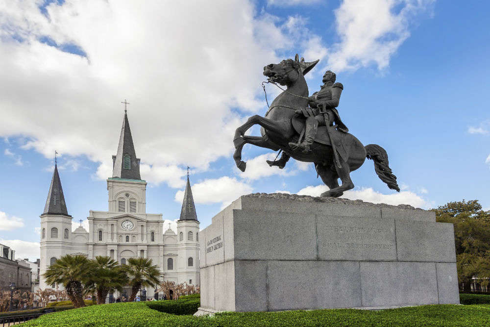 Top attractions in New Orleans