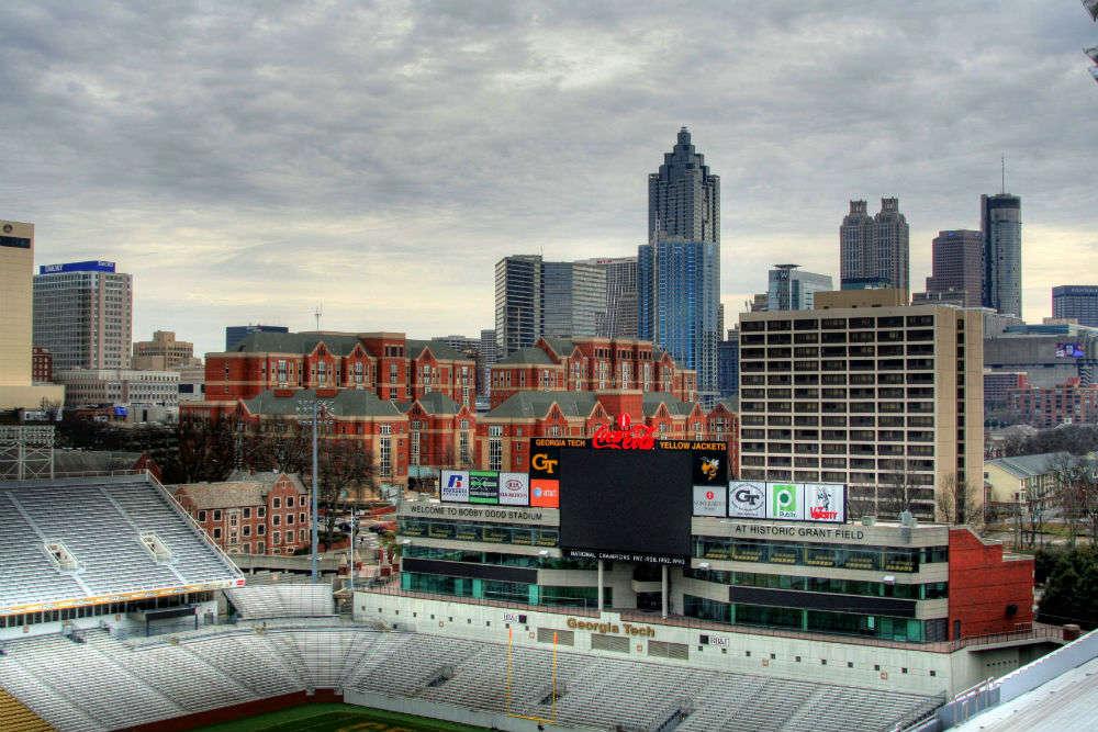 Atlanta at a glance