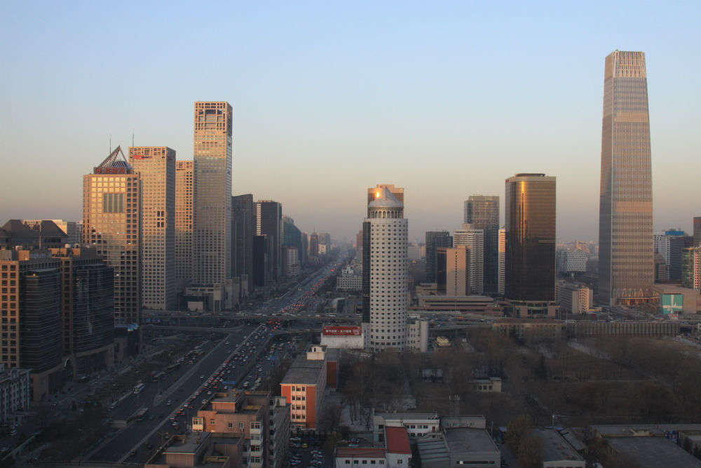 Beijing at a glance