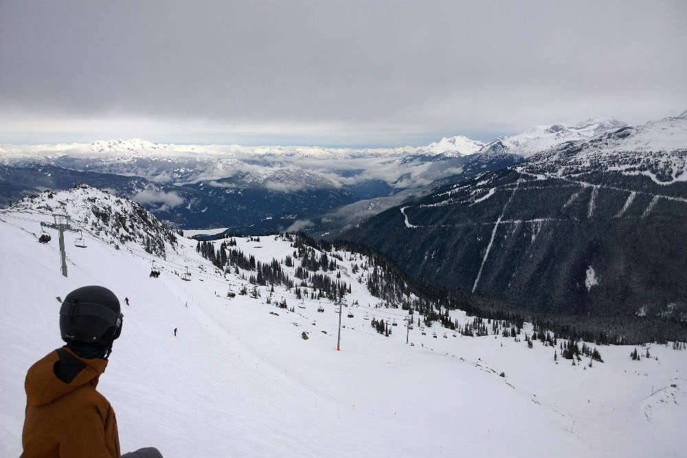 Whistler Mountain Resort