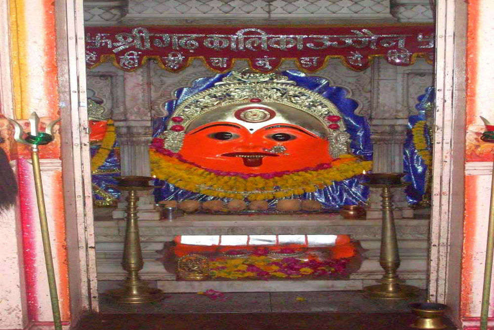 Gadhkalika Devi
