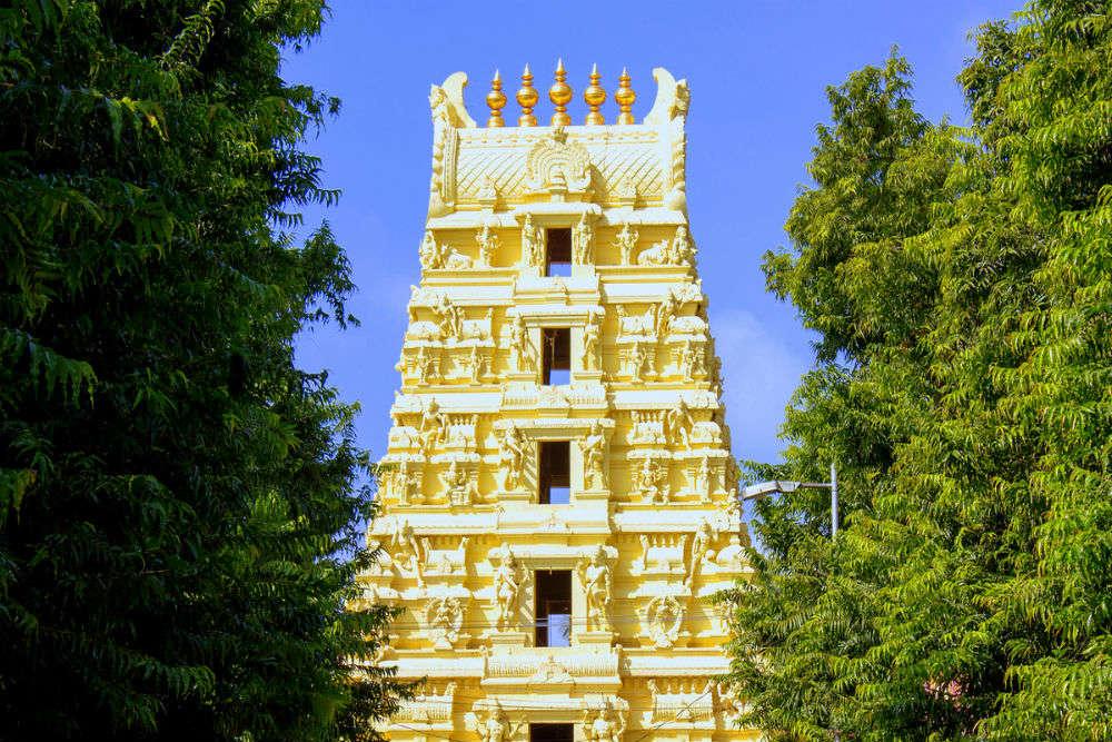 Mallikarjuna Temple, Srisailam, Andhra Pradesh