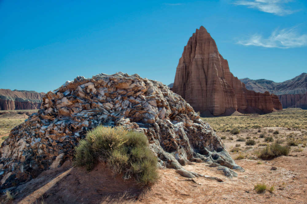 A visit to Utah's Capital Reef National Park
