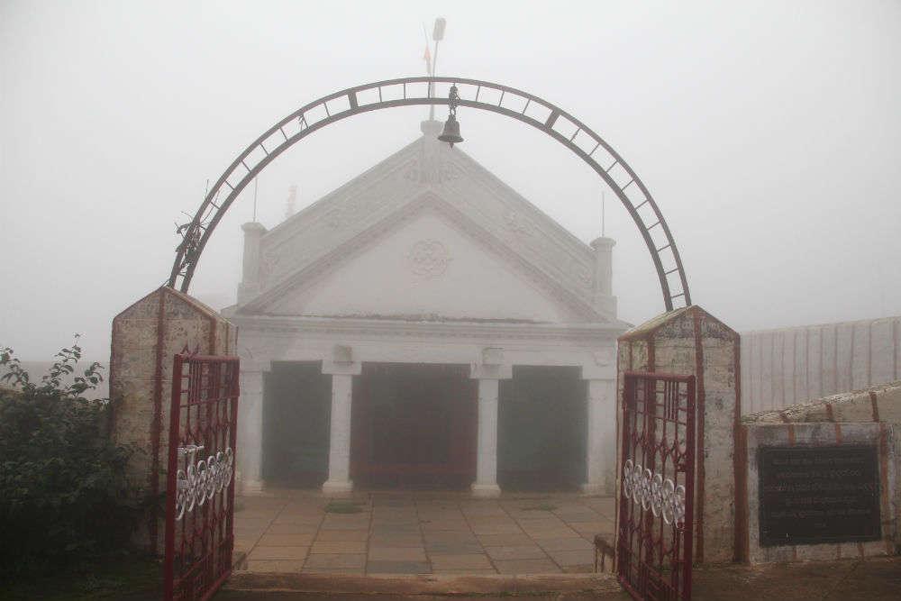 The mountain circuit of Chikmagalur: Sheethalagiri-Baba Budan Giri-Mullayanagiri
