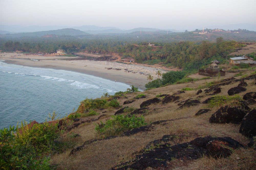 Top beaches in Gokarna