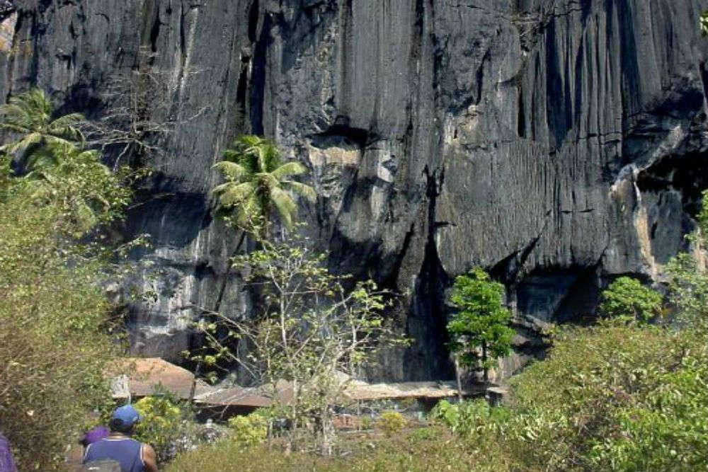 Visit Yana Caves