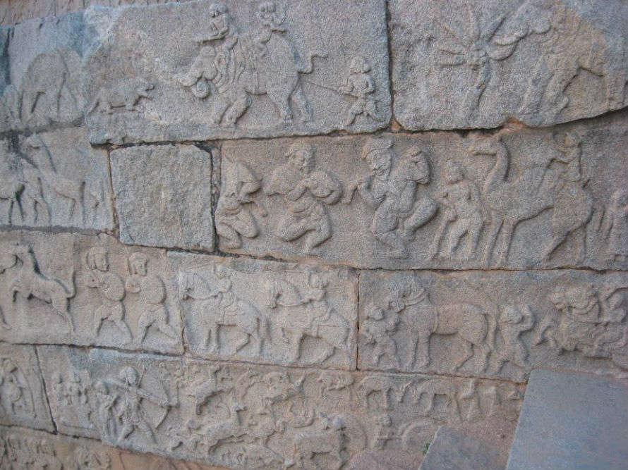 The Mahanavami Dibba