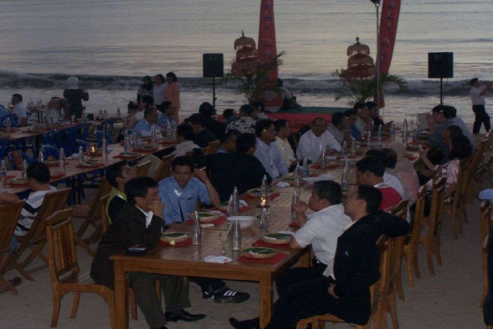 Beach Bali Café