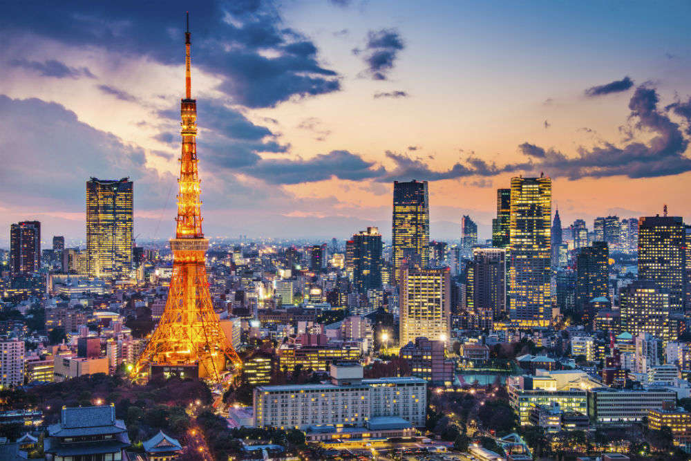 10 things to do in Tokyo on a budget