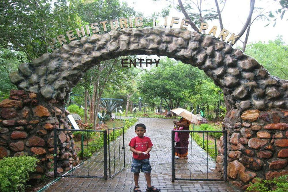 Prehistoric Life Park