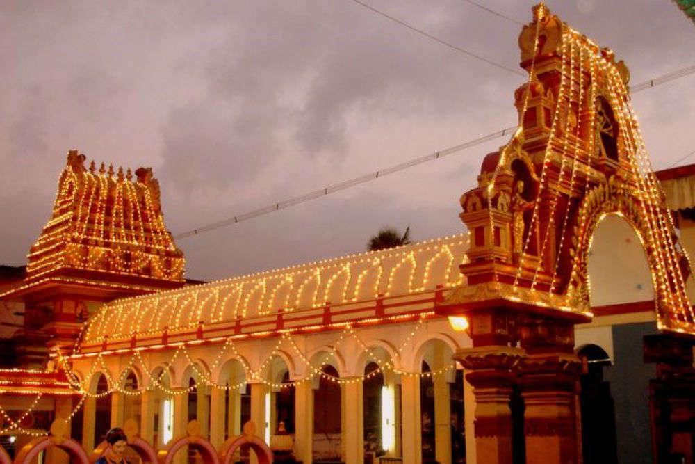 Kateel Durgaparameshwari Temple