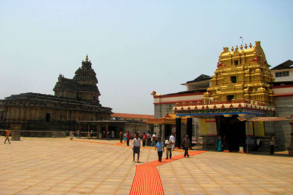 Sringeri Sharada Temple