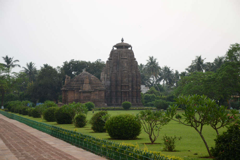 Rajarani Temple
