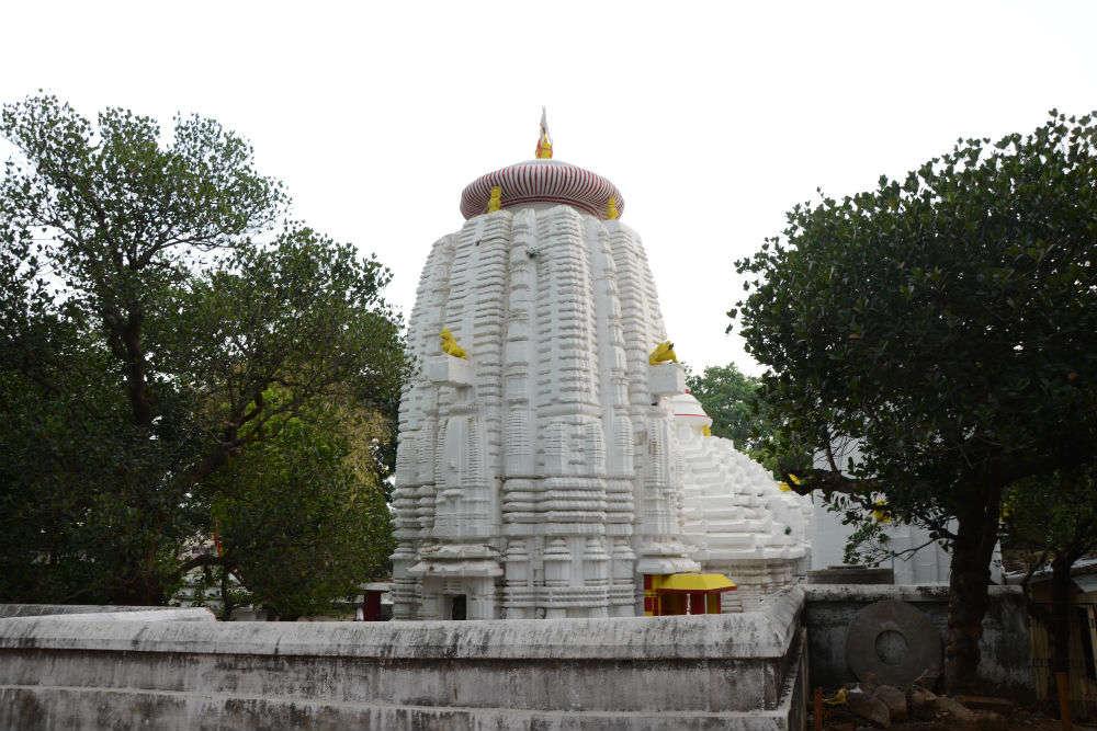 Kedar Gauri Temple