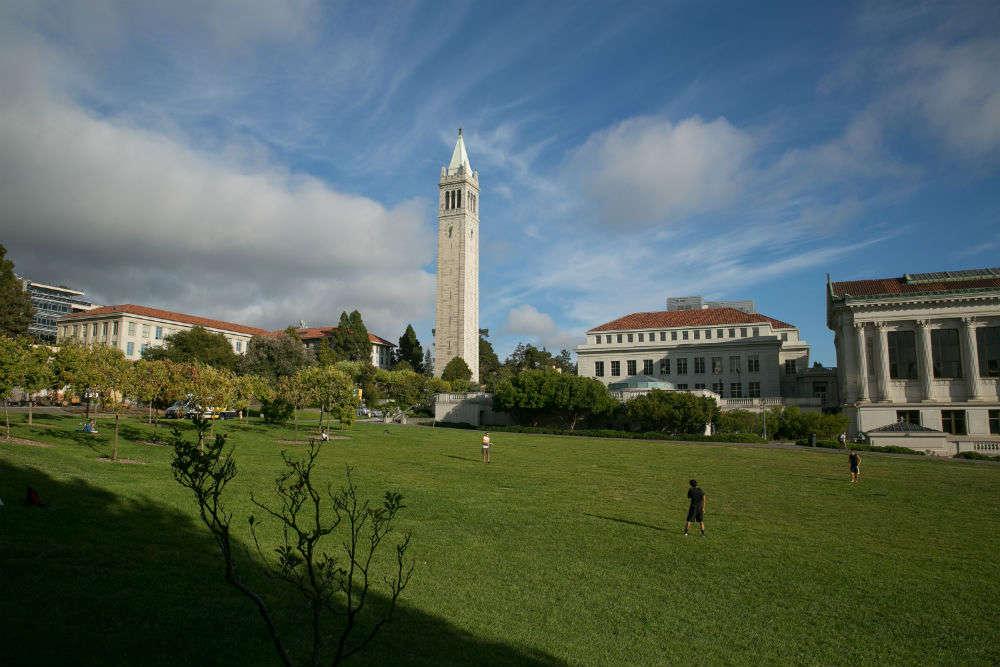 36 hours in Berkeley