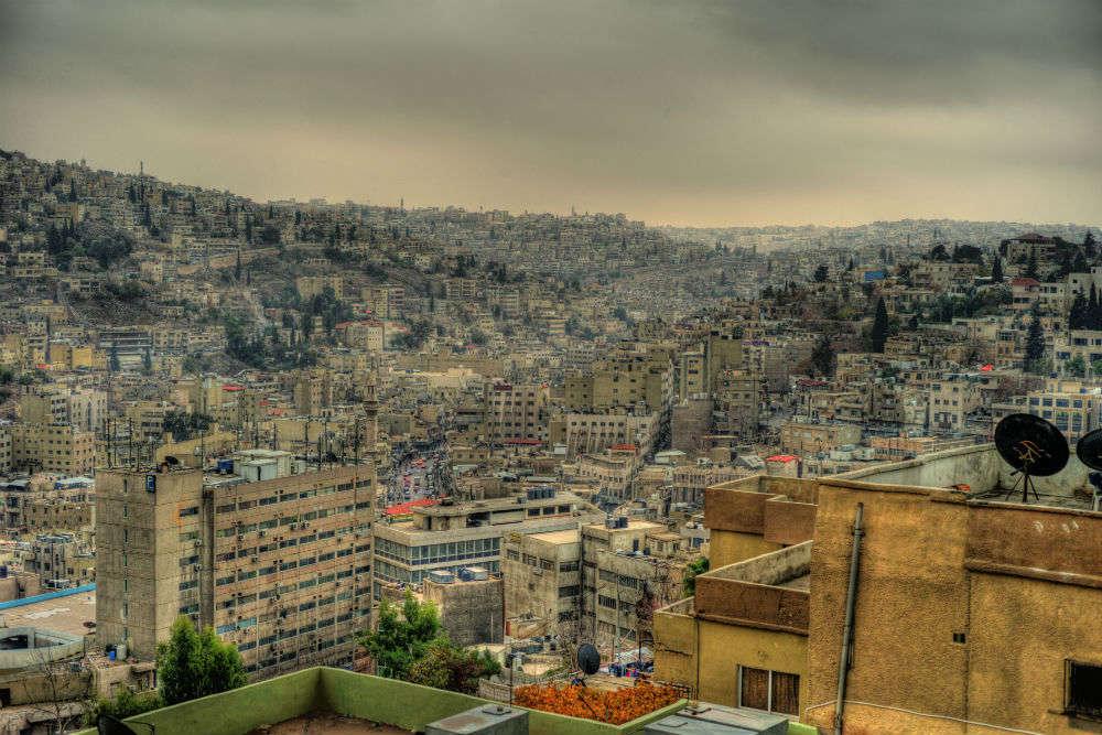 Wellness retreats in Jordan
