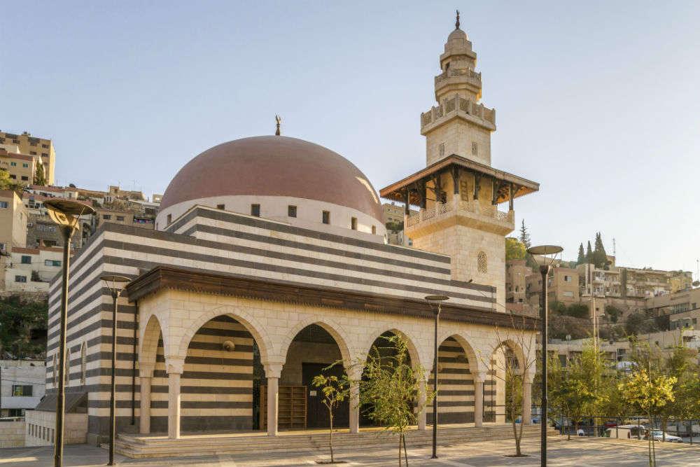 Religious places in Jordan