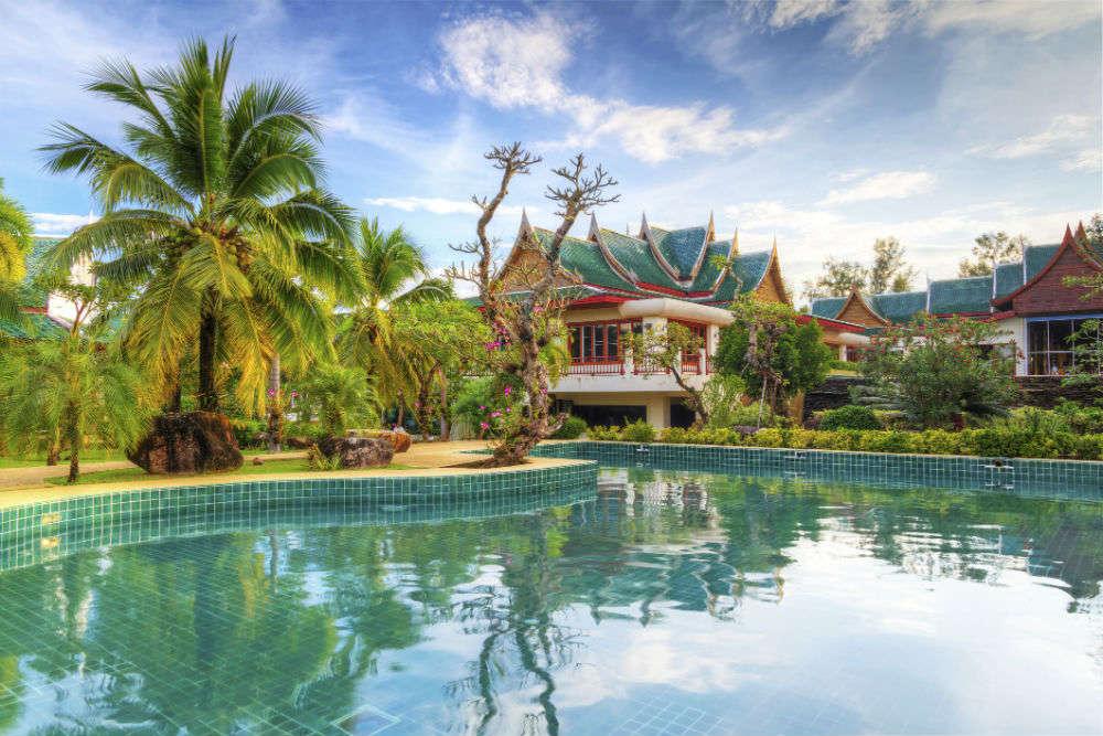 The best resorts in Phuket