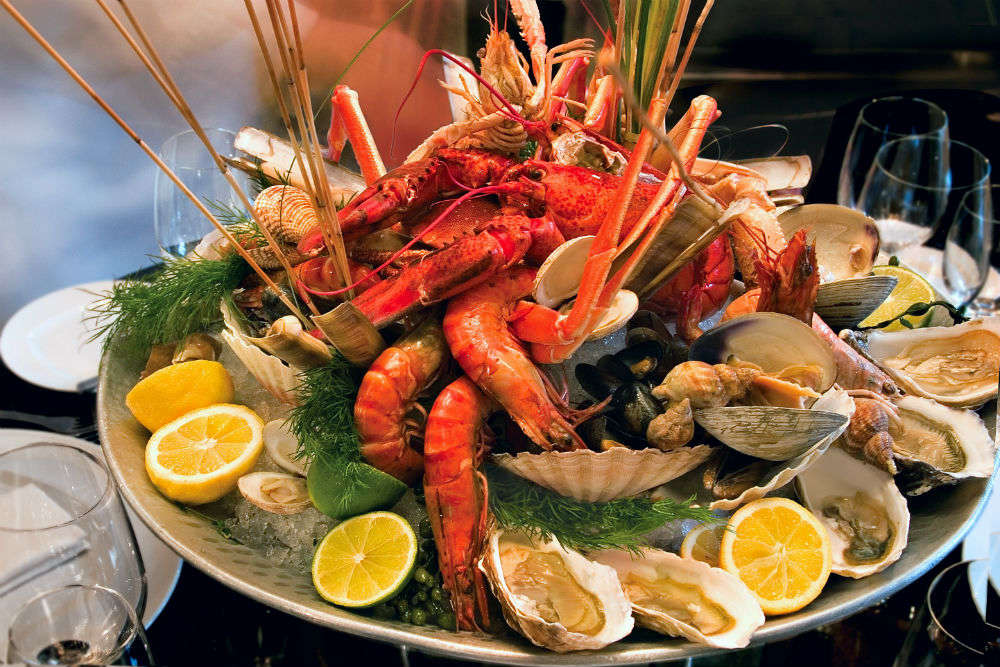 Top seafood restaurants in Melbourne