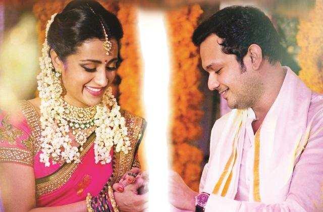 Trisha Marriage