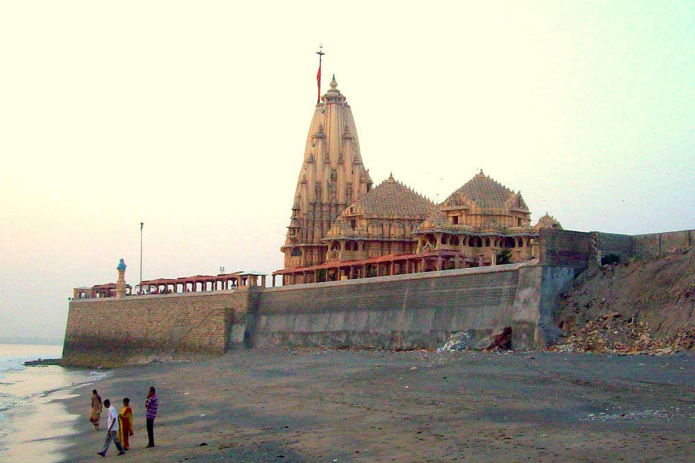 A pilgrim's guide to Somnath