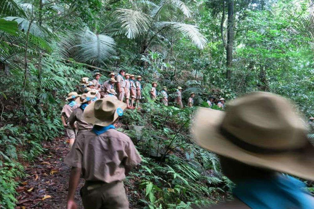 Khao Phra Thaeo Wildlife Park