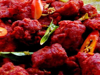 Fiery chicken 65 recipe for the weeknight times of india forumfinder Images