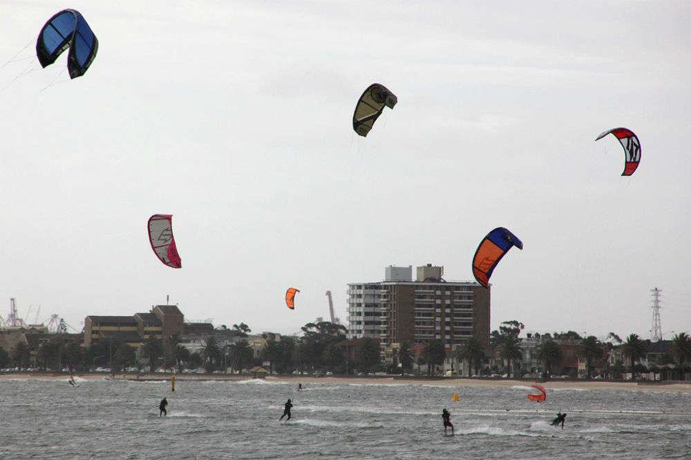 Melbourne Kiteboarding