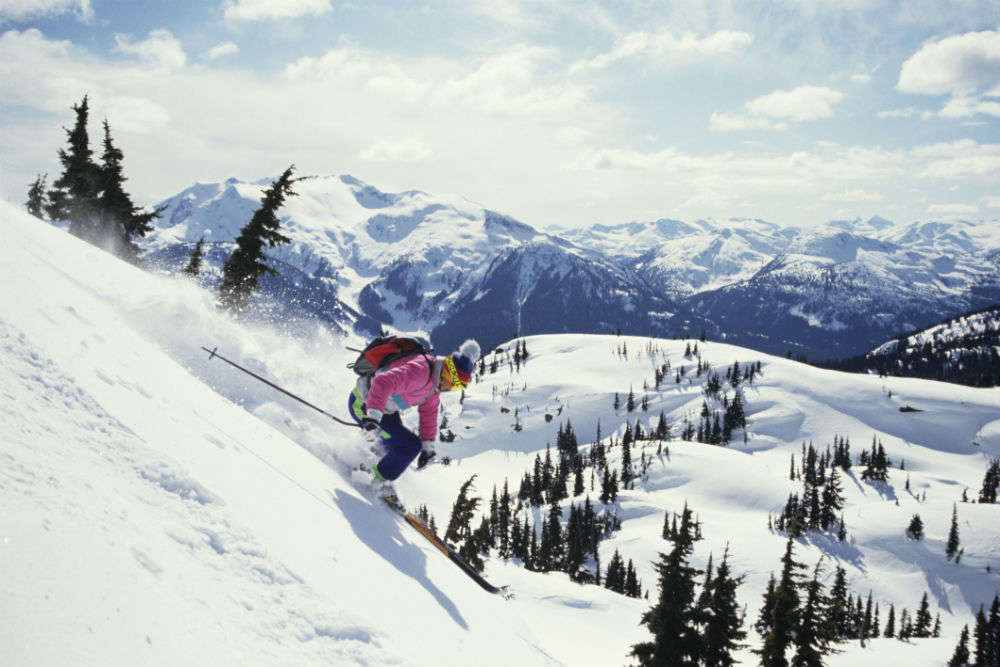 5 things to do in Whistler