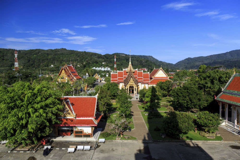 The Phuket heritage trail
