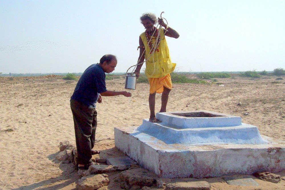 Five Pandava Wells or Panchananda Teerth