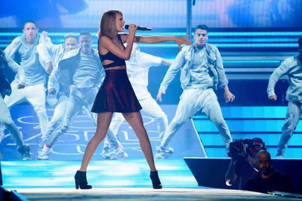Vevo World Record: Taylor Swift's 'Bad Blood' video sets a