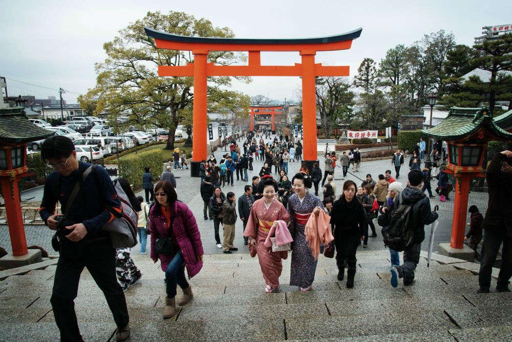 36 hours in Kyoto, Japan