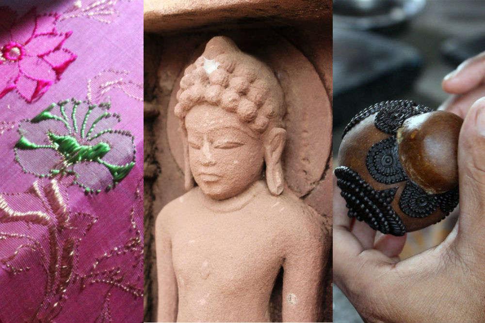 Exploring the hidden treasures of Chanderi