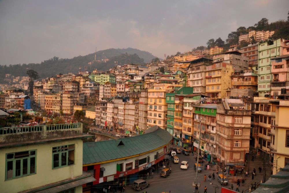 Weekend trips from Gangtok