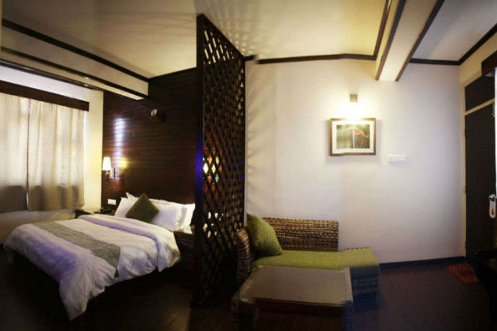 5 mid-budget hotels in Gangtok
