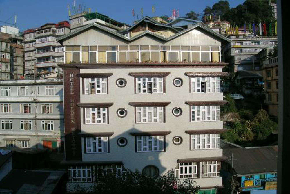 Hotel Golden Heights